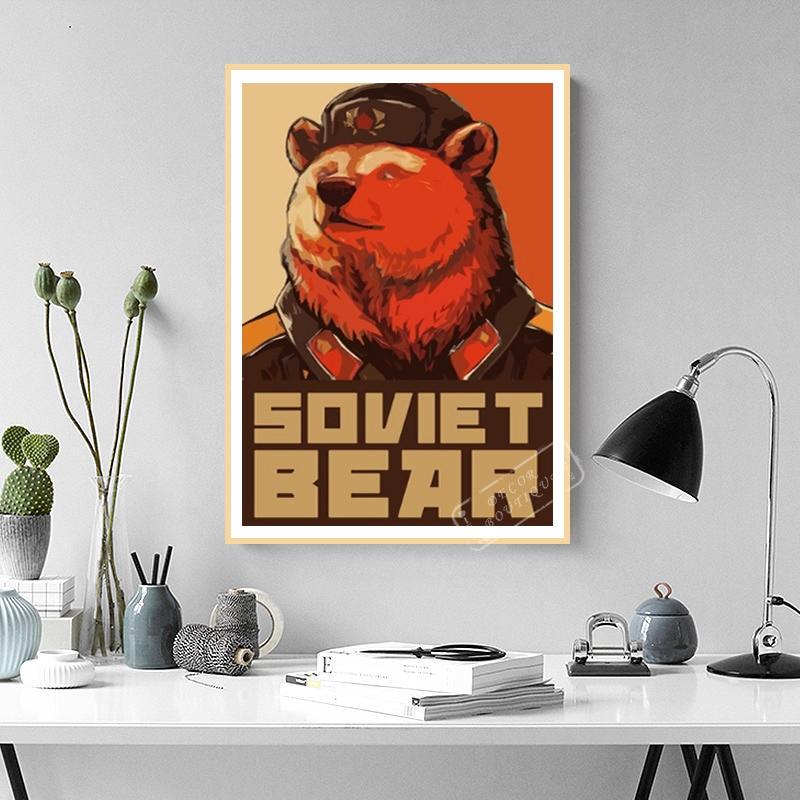 Vintage lamp Soviet USSR decor