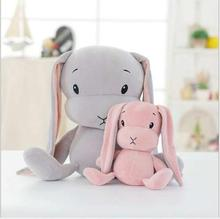 WYZHY LUCKY rabbit plush toy doll home decoration bed pillow to send parent-child gifts 50CM