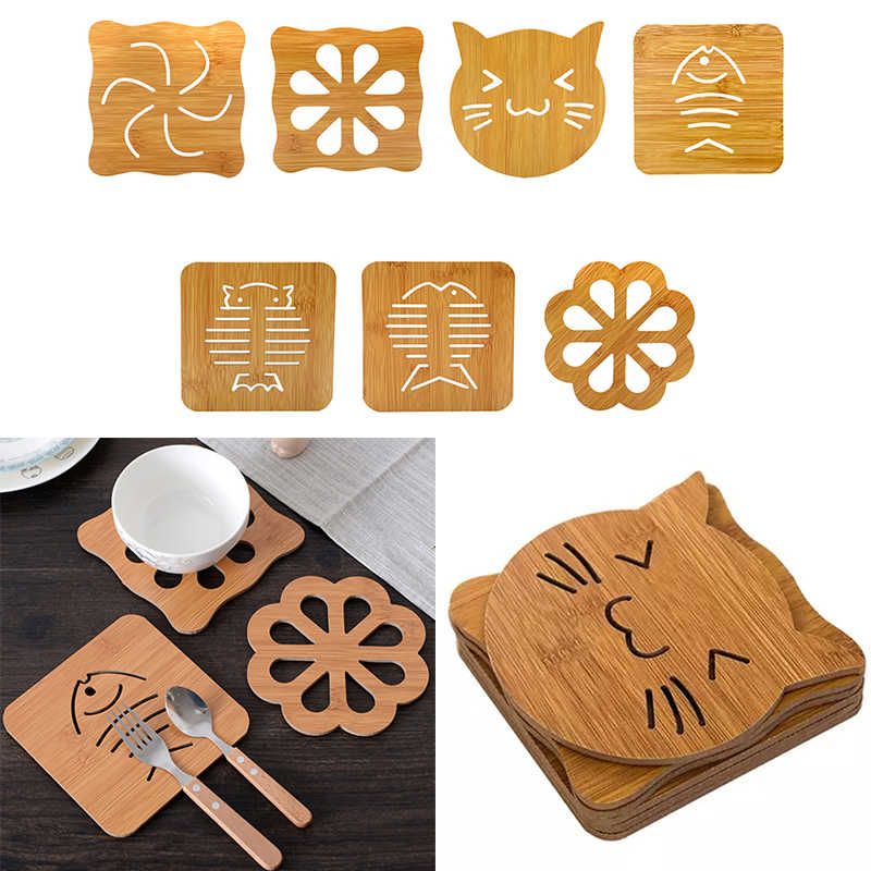 Wooden Table Mats For Dining Pad