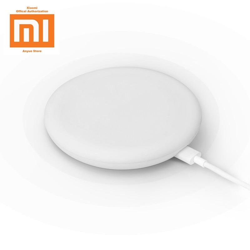 Xiao mi chargeur sans fil chargeur rapide intelligent chargeur rapide 20 W pour mi mi X 2S iPhone X XR XS 8 plus 20 W pour samsung S9