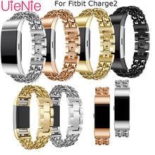Ремешок для смарт часов fitbit charge 2 frontier