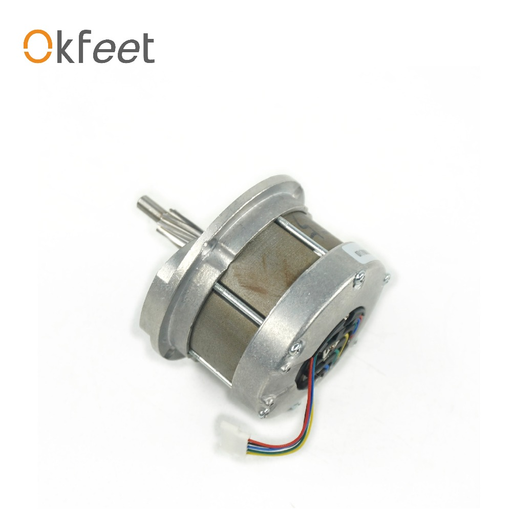 Okfeet eBIKE tongsheng inside motor for TSDZ2 electric bicycle central mid motor for replacement of 36V 250 / 350W 48V 500W conhismotor tongsheng coaster brake version 36 48v 250 350 500w brushless geared mid drive motor kit vlcd5 display controller