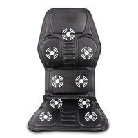 B06 профессиональная электрическая автомобильная Массажная подушка для сиденья нагревающий массаж затылочный шейный задний бедра ноги дом