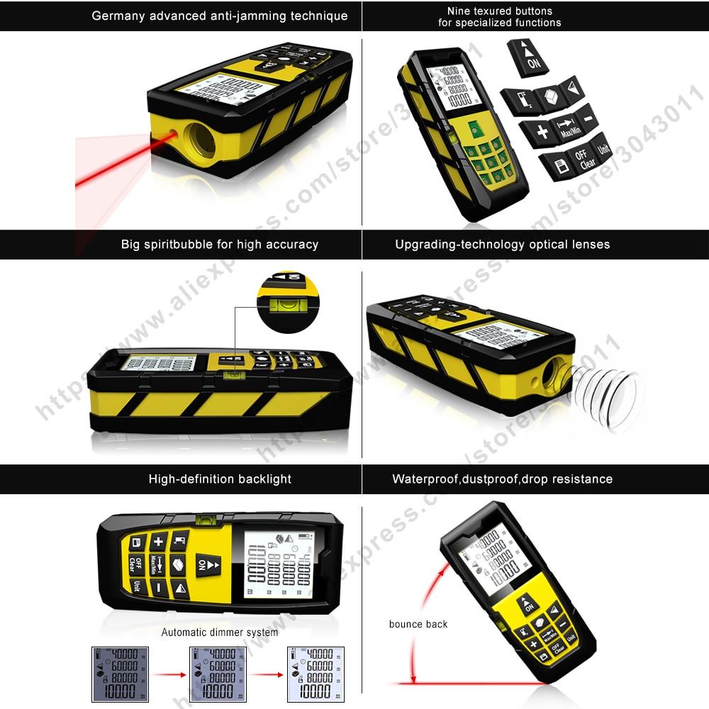 Lézeres távolságmérők Terület / térfogat / távolság / - Mérőműszerek - Fénykép 3