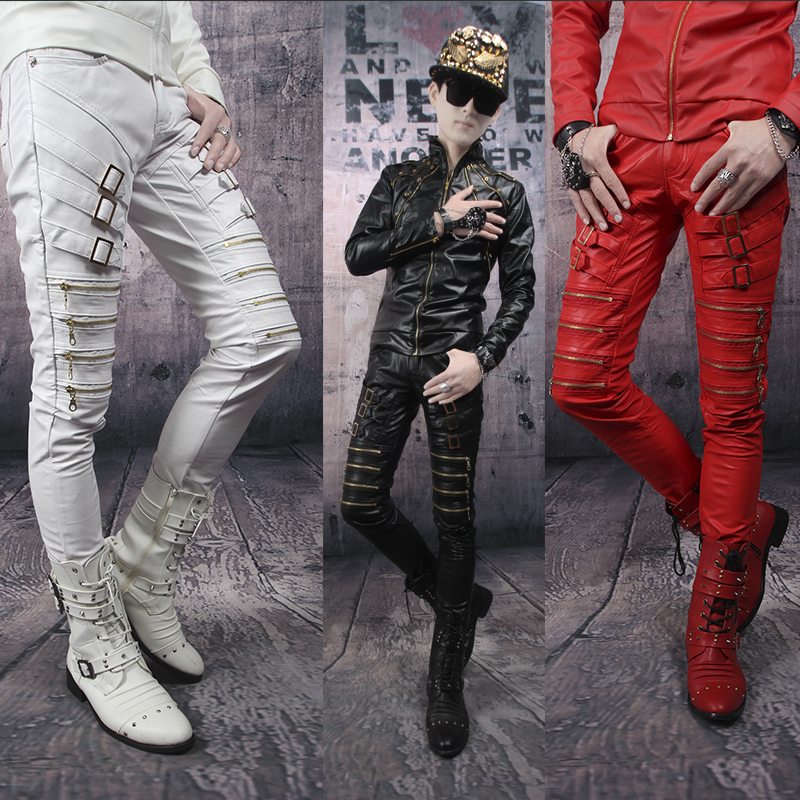 Find great deals on eBay for mens white leather pants. Shop with confidence.