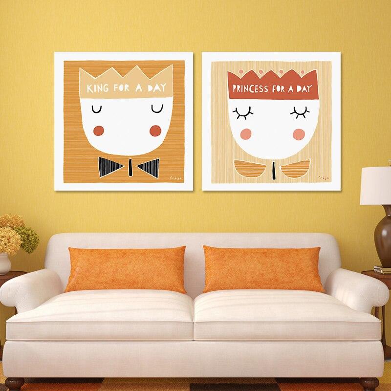 Enchanting Boys Canvas Wall Art Embellishment - Wall Art Design ...
