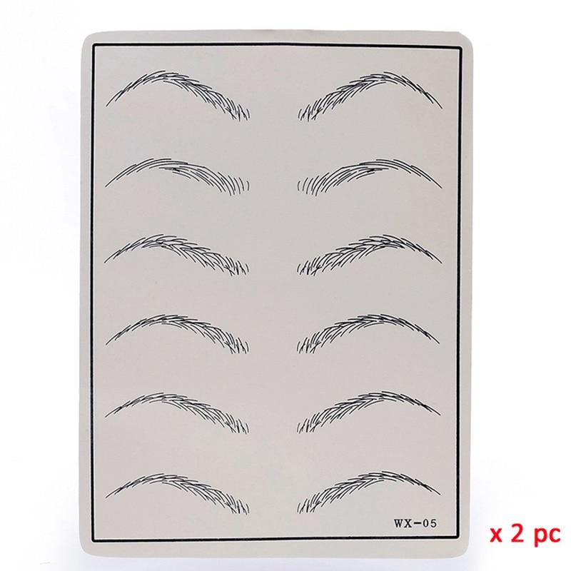 Ögonbryn Microblading kit Micro Needling penna med 40 nålögonbryn - Tatuering och kroppskonst - Foto 5