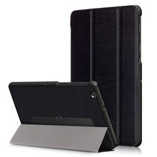 PU Leather-based Stand Case Cowl For LG G Pad Gpad three 10.1 V755 10.1″ Pill + 2Pcs Display Protector