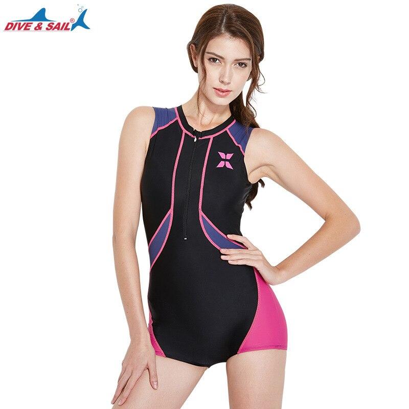 SWIMKIDS Big Girls Leaves Long Sleeve Rash Guard Swim Set