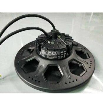HJ-UFO-CO1 LED Mining Lamp 100W Workshop Patch Mining Lamp Parking Lot Lighting 100-277V 120-130m/w 2700-6500K 50000H Hot Sale