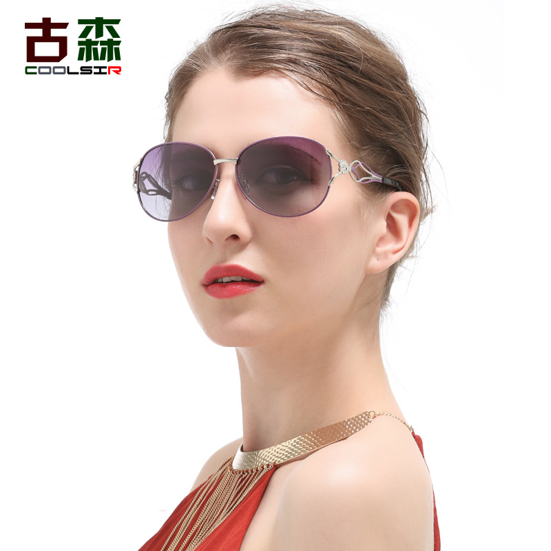 100pcs/lot Sunglasses Women Men Brand Designer Female Male Sun Glasses Women's Cat eye Oculos De Sol feminino