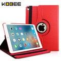 Kobee 2016 для iPad Apple , Pro 9.7 чехол кожа флип роскошный планшет 360 вращающийся книга стоять смарт-чехол для iPad Pro 9.7 чехол