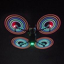 DJI Mavic Pro combo yedek parçaları LED flaş pervane 8331F pervane