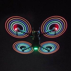 Image 1 - Für DJI Mavic Pro combo ersatzteile LED blitz propeller 8331F propeller