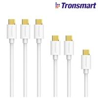 [6 מארז] Tronsmart MUPP9 USB 2.0 זכר למייקרו S6 S7 כבל USB לסמסונג גלקסי הערה 5 (0.3 M * 1 + 1 M * 2 + 1.8 M * 3) & יותר מצופה זהב