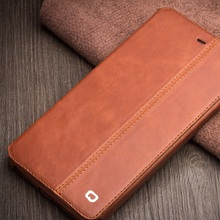 QIALINO for iphone6 & 6s Case Luxury Genuine Leather Case Stents Function for iPhone 6 6s plus Case Flip Cover for iphone6/6s