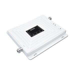 Image 5 - Lintratek 3G GSM 4G مكرر إشارة 4G LTE 1800 GSM 1800MHz 3G UMTS 2100Mhz LCD الهاتف المحمول إشارة الداعم مكبر للصوت مجموعة كاملة.