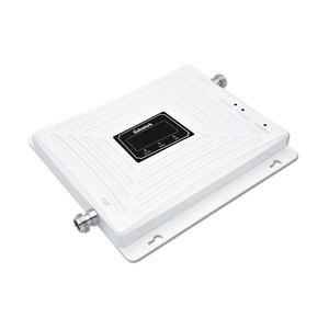 Image 5 - Lintratek 3g gsm 4g repetidor de sinal 4g lte 1800 gsm 1800 mhz 3g umts 2100 mhz lcd amplificador de reforço de sinal de telefone móvel kit completo.