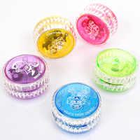 Creative children's toys luminous flash classic yo-yo Free shipping