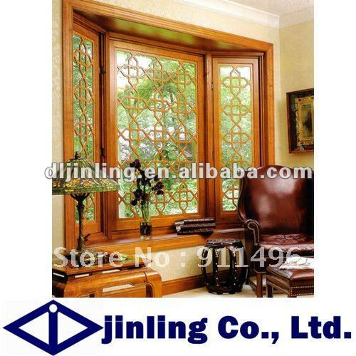 Wood Window Grill Design Wooden Decoration Grilles Wood