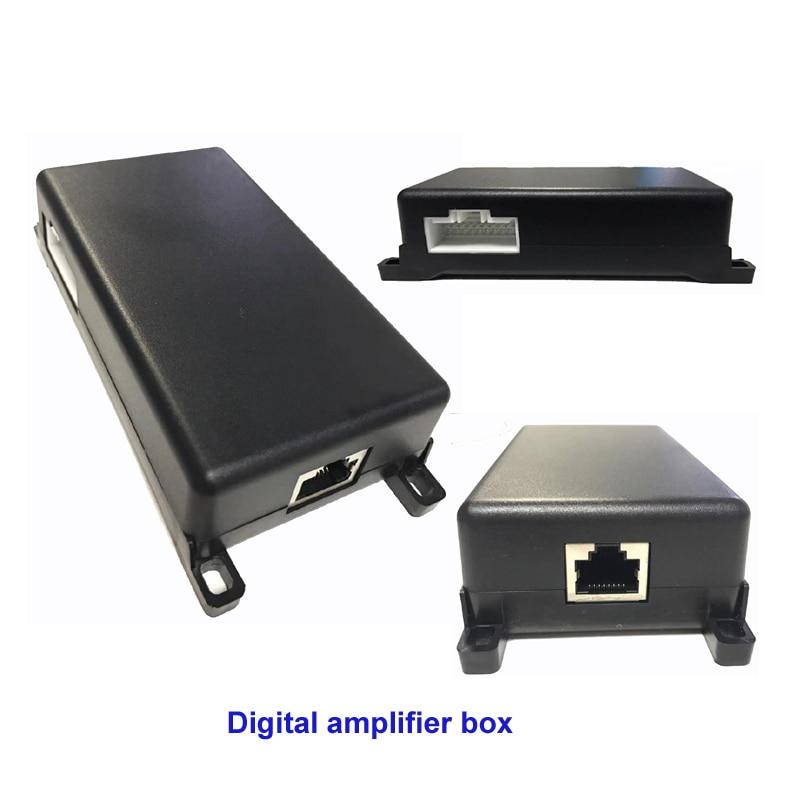 Digital amplifier box