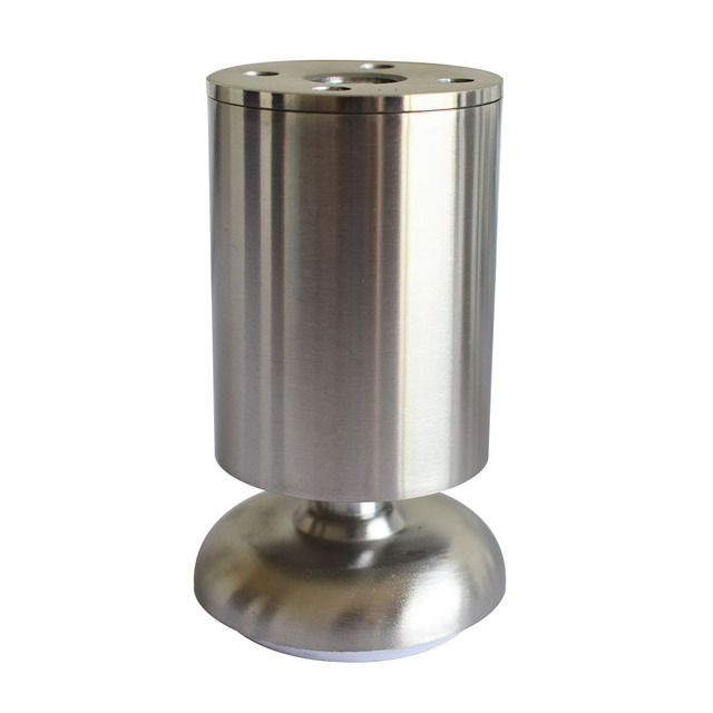 Exceptionnel Free Shipping 80mm Height Adjustable Cabinet Feet 16mm Max. Adjustable  Height Caster Stainless Steel Furniture