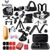 Gopro Accessories 3 Way Tripod Monopod Go Pro Kit Mount For SJ4000 Gopro Hero 5 4