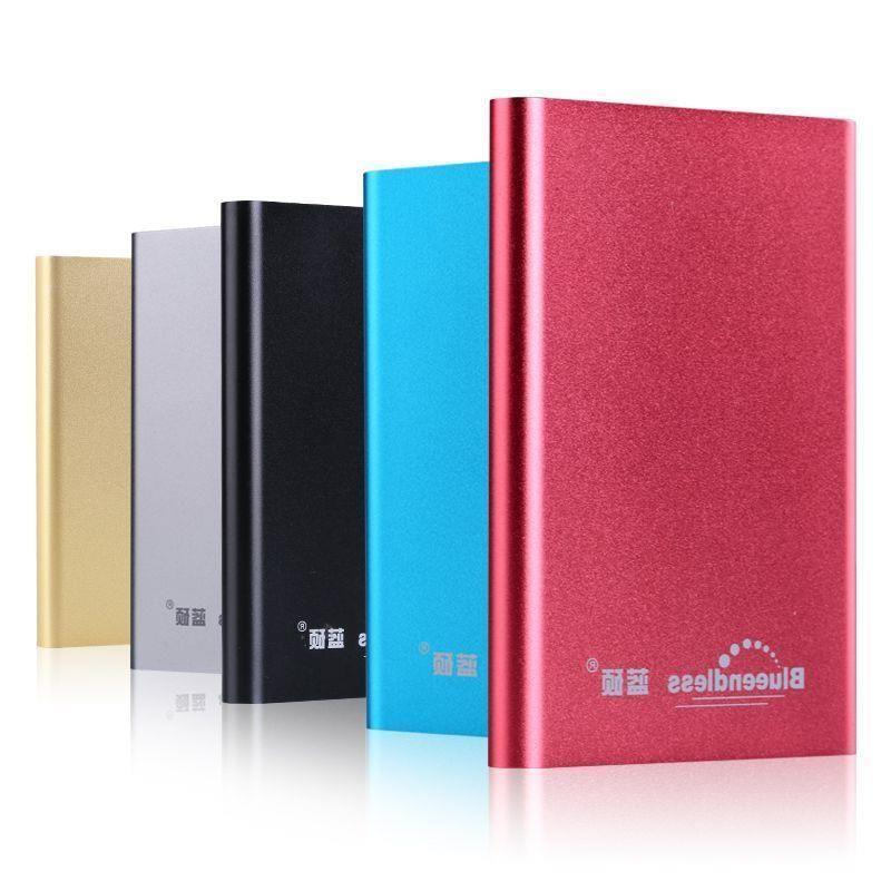 Blueendless USB3.0 Portátil Disco Rígido Externo De 250 GB De Disco Rígido HDD De 2.5