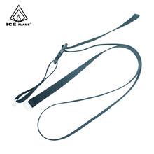 1 sztuka Ice Flame Down pasek torby do spania wstążka tanie tanio Dla dorosłych Standardowy (nadaje się do 1 8 m wysokości i poniżej) [0℃ ~-10℃] Łączenie singiel śpiwór 3 sezon