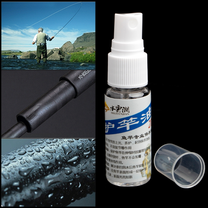 Fishing Rod Oil Lubrication Component Professional Protective Tackle Accessories