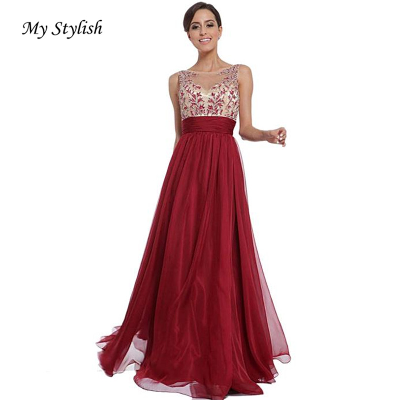 Hot Sale ! 2017 New Fashion Sexy Women Long Maxi Cocktail Party Ball Prom Gown Formal Dress High ...