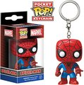Wholesale Marvel - Avengers 2 - Spiderman Keychain Key Ring Hanger 100pcs/lot Free DHL