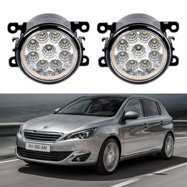 Car Styling For Peugeot 308 T9 308 Sw 2013 2014 2015 2016 9 Pieces