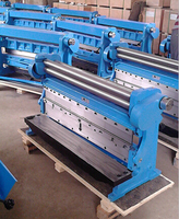 3 In 1 1067A Combination Of Shear Brake Roll Machine Multi Function Machinery Tools