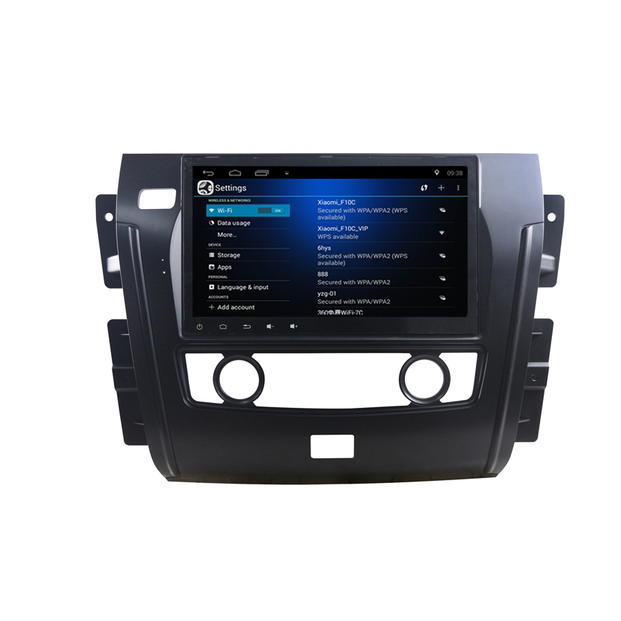 Free shipping Elanmey android 8.1 car multimedia for Nissan Patrol 2015 gps navigation stereo tape recorder autoradio playerFree shipping Elanmey android 8.1 car multimedia for Nissan Patrol 2015 gps navigation stereo tape recorder autoradio player