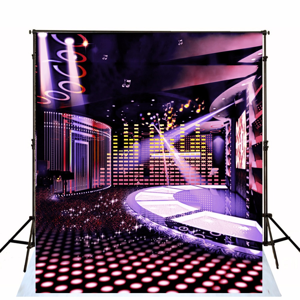 2017 Hot Party Photography Backgrounds Sparkle Photo Backdrops Camera Fotografica Music Backgrounds For Photo Studio Penteadeira ashanks photography backdrops solid screen 1 8m 2 8m backgrounds porta retrato for camera fotografica photo studio