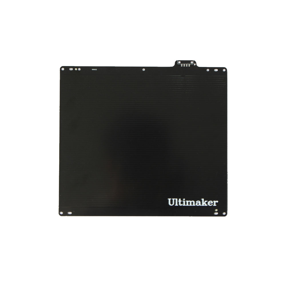 3D Printer Accessories Ultimaker 2 Original Aluminum Plate Hot Bed 257x240x1.5mm Better Thermal Conductivity Heating Speed