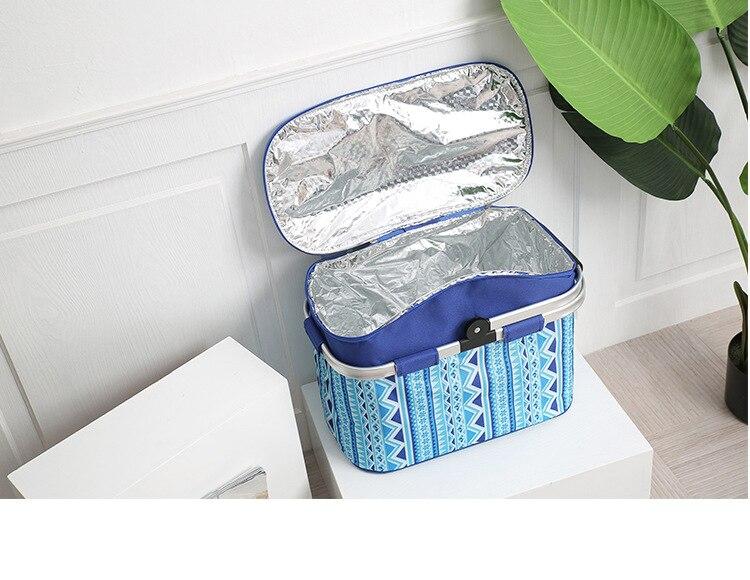 almoço saco para as crianças das mulheres sacos de piquenique