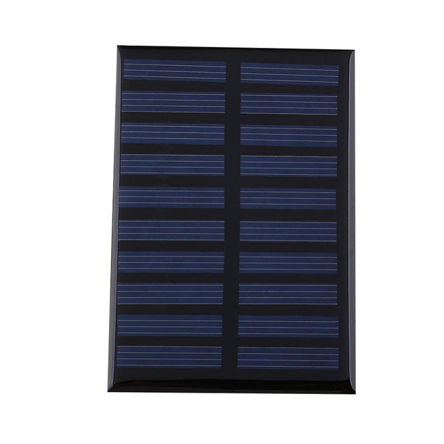 NEW 5V 0.8W 160mA Solar Panel Battery power charger Module DIY Cell car boat home Solar Panel Portable Power