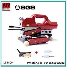 LESITE LST800 110V Portable Welding Machine Automatic Sealing Machine Heat Sealer Machine Geomembrane HDPE Welding Machine