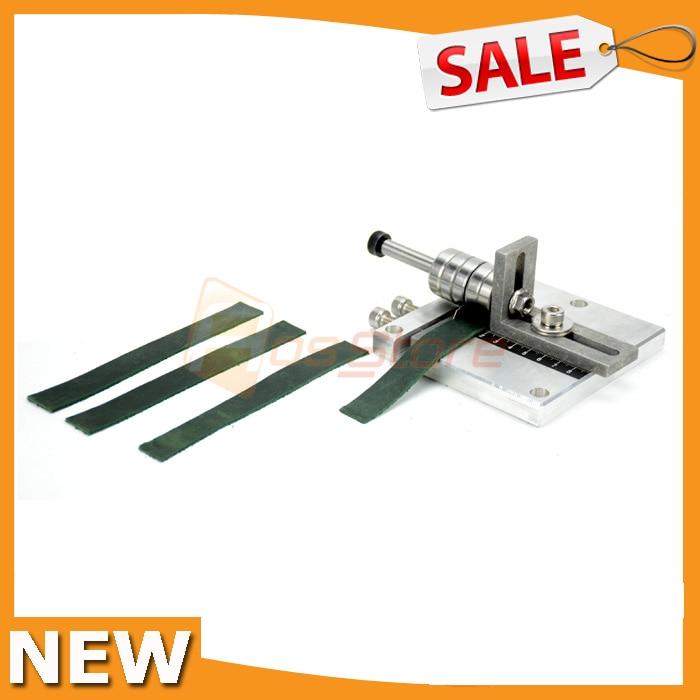 New Professional Manual Leather Strap Cutter Machine