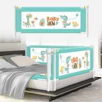 Baby Bett Zaun Safty Tor Anti-herbst Zaun Laufstall Für Baby Kind Barriere Krippe Sicher Kinder Laufstall Kinder Leitplanke