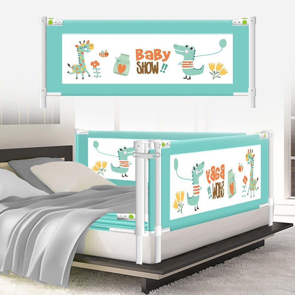 Baby Bed Fence Safty Gate Anti-fall Fence Playpen For Baby Child Barrier Crib Safe Kids Playpen Children GuardrailBaby Bed Fence Safty Gate Anti-fall Fence Playpen For Baby Child Barrier Crib Safe Kids Playpen Children Guardrail