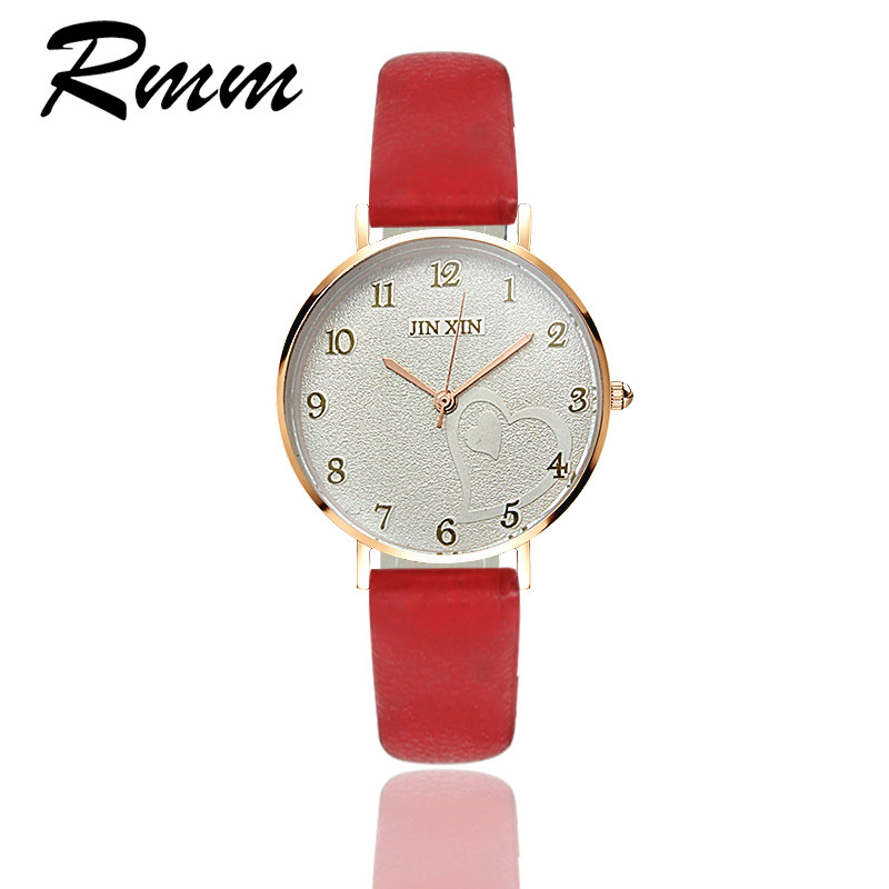 2018 new brands women 39 s watches fashion leather ladies watches student clock women 39 s small size for Small size womans watch