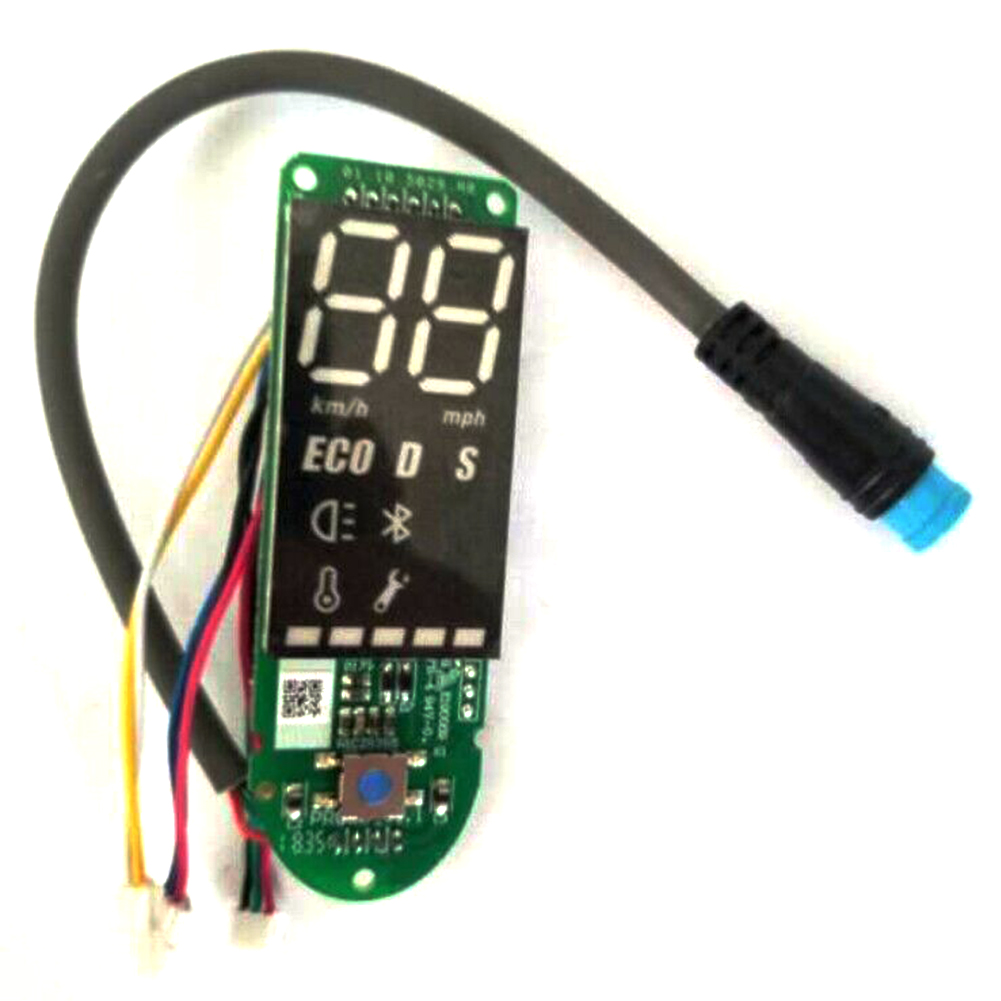 Easy Install Durable Parts Cool Display Circuit Board Fast Speed Bluetooth Instrument Upgrade Dashboard For Xiaomi M365 Scooter
