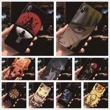 Naruto Sasuke Phone Case For iphone