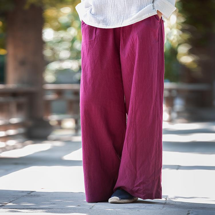Washing Linen Pants Promotion-Shop for Promotional Washing Linen ...