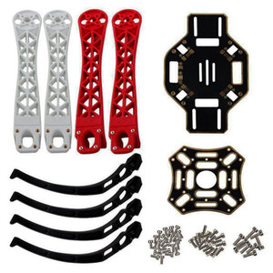 Image 3 - QX Motor F450 Quadcopter Frame with Integrated PCB Fullset kit RC hobby DIY quad drone FPV Assembled Class Quadrocopter