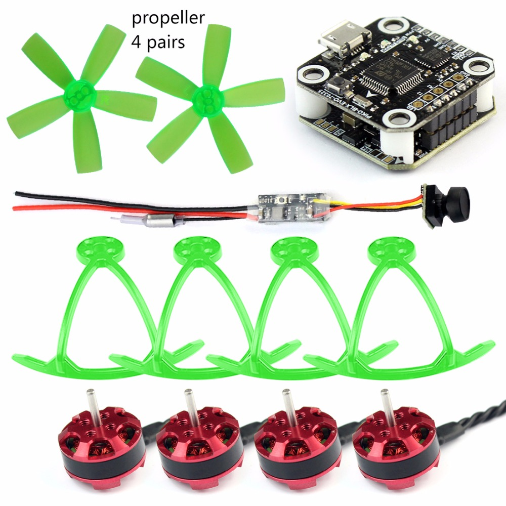 DIY Micro Brushless Indoor Racer FPV Drone Quadcopter Kit 1103 780KV Motor PIKO BLX F3 with Q25 VTX+Camera 25mw TX Props Guard f04305 sim900 gprs gsm development board kit quad band module for diy rc quadcopter drone fpv