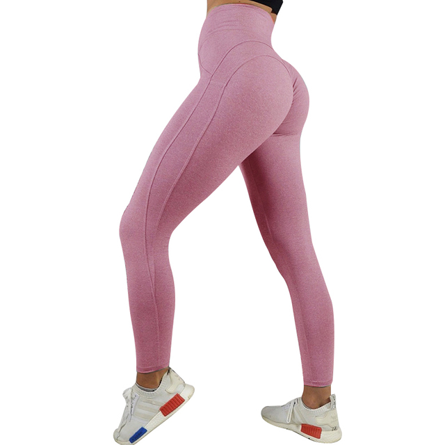 Leggings Fashion Fitness High Waist 4